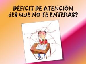 Déficit de Atención