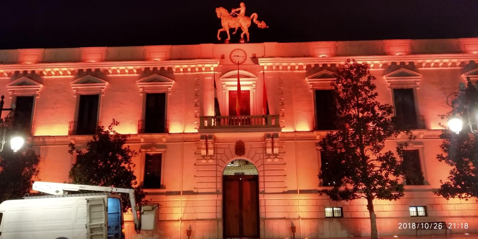 Tu ciudad se ilumina: Granada
